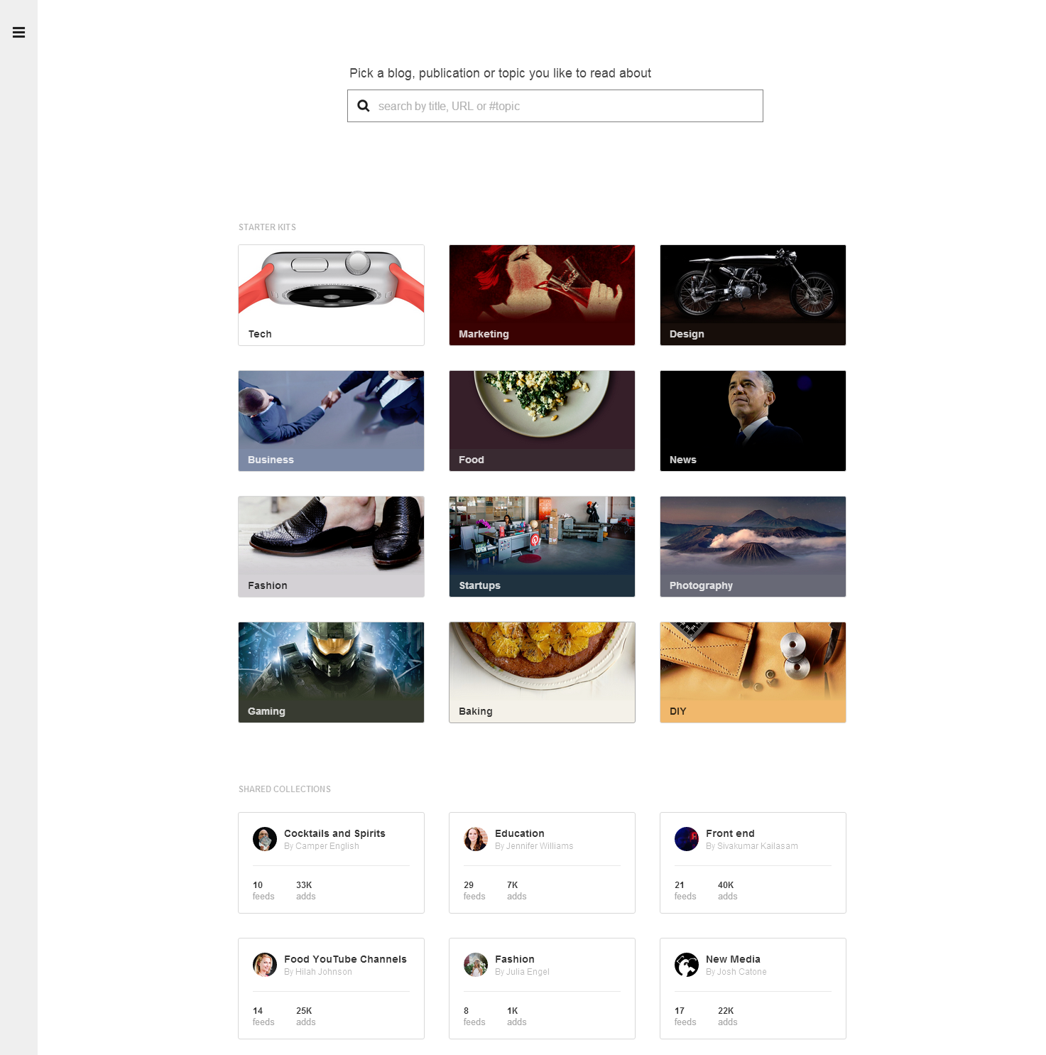 feedly-explore