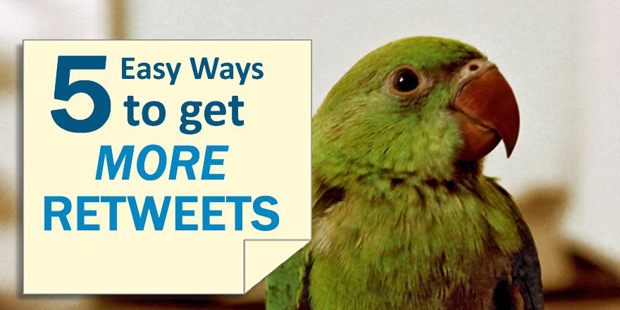 Get More Retweets