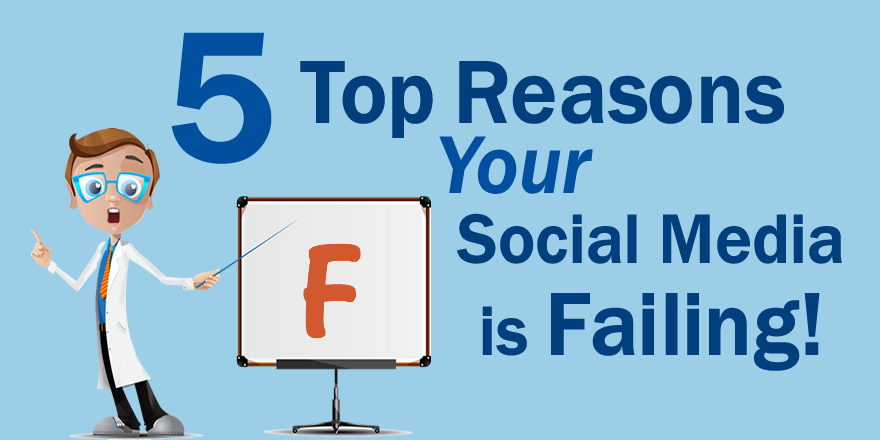 Failing Social Media