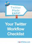 twitter-workflow